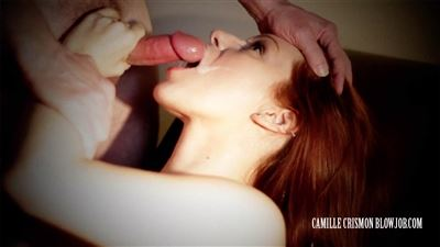 Camille Crimson Blowjob videos
